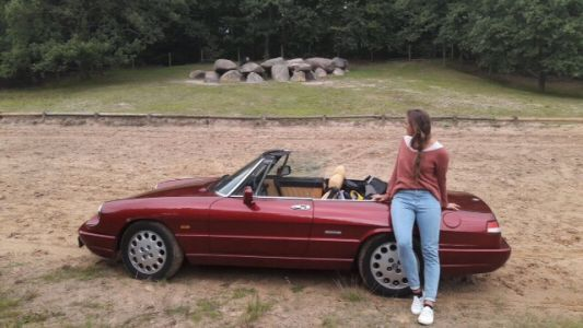 Alfa Romeo Spider Huren